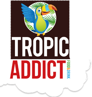 Tropic Addict Retina Logo